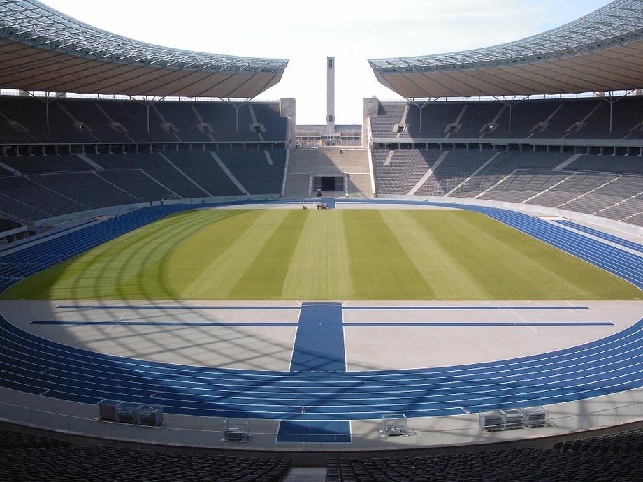 Das Wohnzimmer von Hertha BSC - Das Berliner Olympiastadion