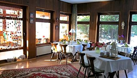 Räume für Firmenfeiern im Hotel Grüner Baum