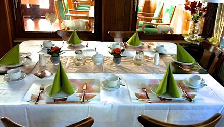 Räume für Seminare im Hotel Grüner Baum