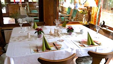 Räume zum Feiern im Hotel Grüner Baum